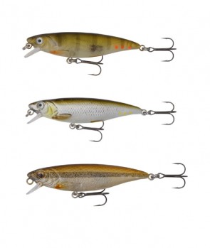 Savage Gear 3D Twitch Minnow 8cm 8.5g
