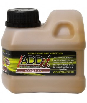 Starbaits Add' It Liquid 500ml Liver