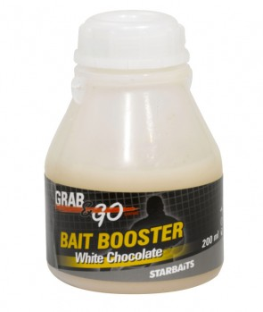 Starbaits Grab & Go Dip / Glug 200ml White Chocolate