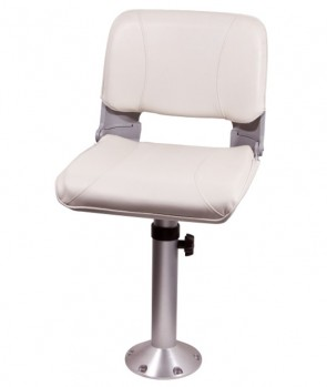 Iron Claw Boatseat + Adjustable Seatpost