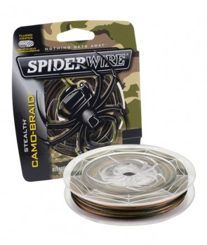 Spiderwire Stealth 8 Smooth 300m Camo