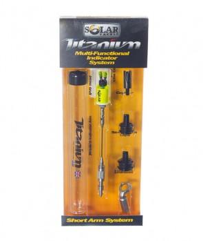 Solar Nite-Glo Short Arm Titanium Indicator System