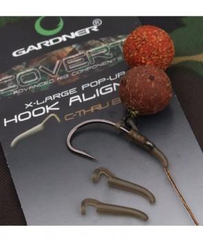 Gardner Covert Pop-Up Hook Aligner