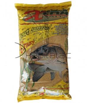 Xtra Crazy Carp Yellow Vanilija 1 kg